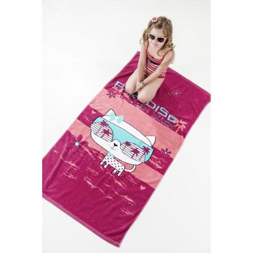 Πετσέτα Θαλάσσης PinkParadise